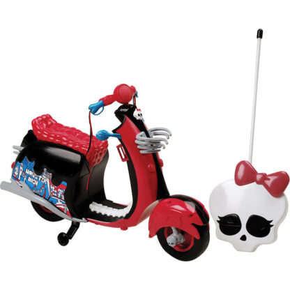 Rádio Controle Monstercycle Monsters High - Candide