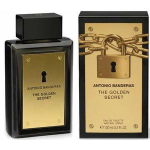 Perfume The Golden Secret Antonio Banderas 100 ml